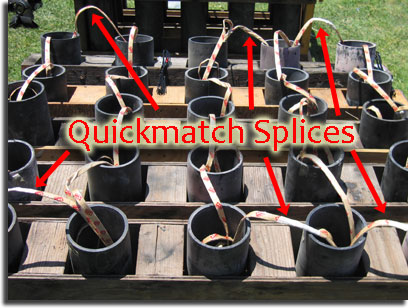 quick match fuse splicing