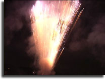 lynwood high homecoming fireworks video
